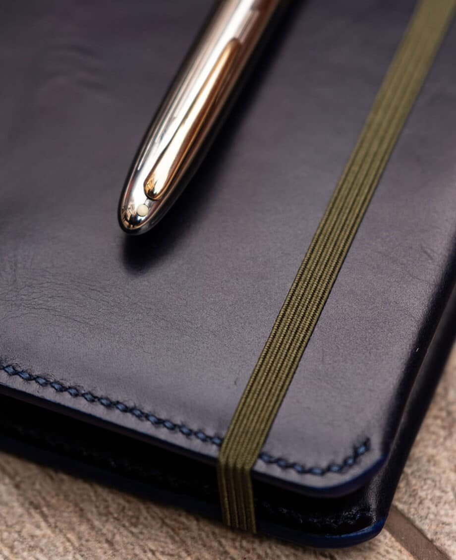 Swift leather notebook cover A5